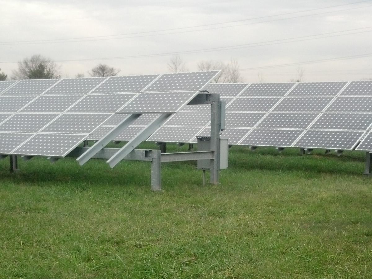 Conergy-Exelon Solar Energy Facility